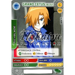 193/240 Commune GRAND CETUS (bleu)