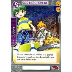 214/240 Commune SORTIE D'ARENE