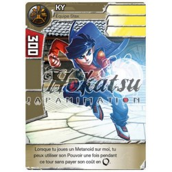 "002/180 Rare Personnage (Équipe Stax) - ""Ky"""