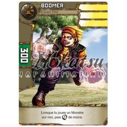 "003/180 Commune Personnage (Équipe Stax) - ""Boomer"""