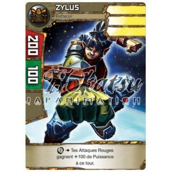 """007/180 Commune Personnage (Battacor) - """"Zylus"""""""