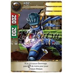 """008/180 Commune Personnage (Imperiaz) - """"Koz"""""""