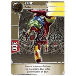 "013/180 Rare Personnage (Radikor) - ""Zane"""