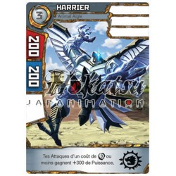 "014/180 Commune Monstres (Animal Aigle) - ""Harrier"""