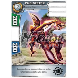 "015/180 Rare Monstres (Animal Alien) - ""Chemaster"""