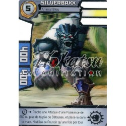 "017/180 Rare Pack Or  Monstres (Animal Bleu) - ""Silverbaxx"""