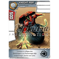"022/180 Rare Monstres (Animal Rouge) - ""Knight Asp"""