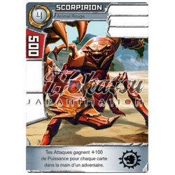 "023/180 Rare Monstres (Animal Rouge) - ""Scorpirion"""