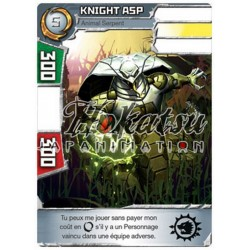 "026/180 Rare Exclusif  Monstres (Animal Serpent) - ""Knight Asp"""