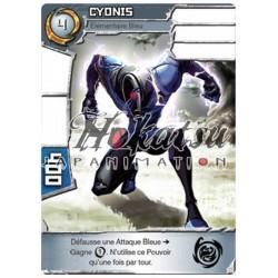 """029/180 Rare Monstres (Élémentaire Bleu) - """"Cyonis"""""""