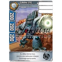 """031/180 Rare Monstres (Élémentaire Bleu) - """"Gran-ite"""""""
