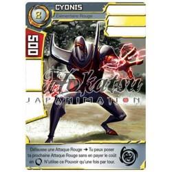 """036/180 Super Rare Monstres (Élémentaire Rouge) - """"Cyonis"""""""