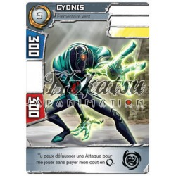 """041/180 Rare Exclusif  Monstres (Élémentaire Vent) - """"Cyonis"""""""