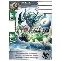 """044/180 Rare Pack Or  Monstres (Élémentaire Vert) - """"Riptide"""""""