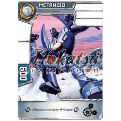 "046/180 Rare Exclusif  Monstres (Machine Bleue) - ""Metanoid"""