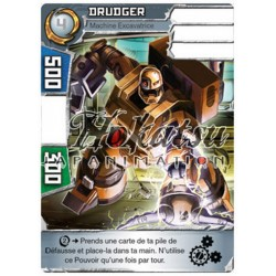 "047/180 Rare Monstres (Machine Excavatrice) - ""Drudger"""