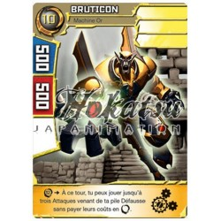 "049/180 Super Rare Monstres (Machine Or) - ""Bruticon"""