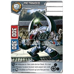 "053/180 Rare Monstres (Machine Plasma) - ""Metanoid"""