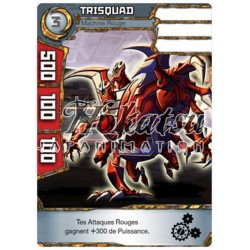 "056/180 Commune Monstres (Machine Rouge) - ""Trisquad"""