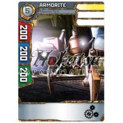 "057/180 Commune Monstres (Machine Tank) - ""Armorite"""