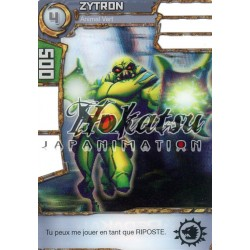 "058/180 Commune Monstres (Machine Tank) - ""Zytron"""