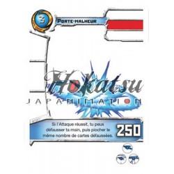 "091/180 Rare Pack Or  Attaques ""Porte-malheur"""