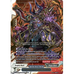 BFE X-BT03A-UB01/0001EN RRR Great Demon Lord of Thunderstorm, Batzz