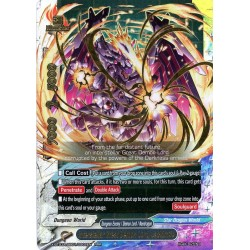 BFE X-BT03A-UB01/0002EN RRR Interstellar Great Demon Lord, Jackknife