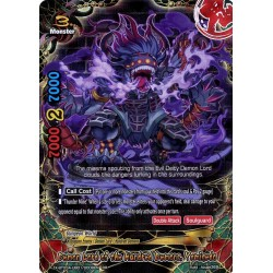 BFE X-BT03A-UB01/0008EN RR Demon Lord of the Hundred Demons, Yamigedo