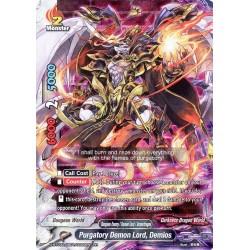 BFE X-BT03A-UB01/0009EN RR Purgatory Demon Lord, Demios