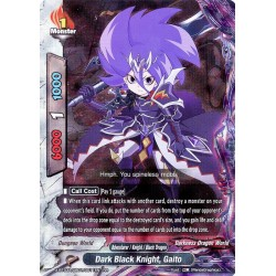BFE X-BT03A-UB01/0011EN RR Dark Black Knight, Gaito