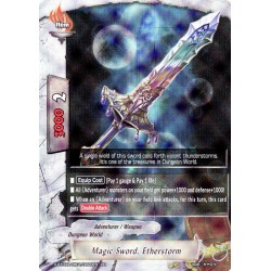 BFE X-BT03A-UB01/0020EN RR Magic Sword, Etherstorm