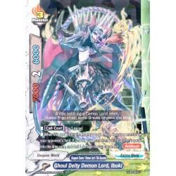 BFE X-BT03A-UB01/0022EN R Ghoul Deity Demon Lord, Ibuki