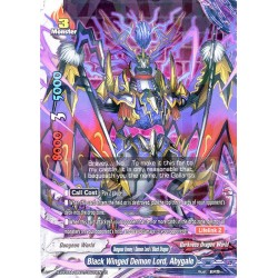 BFE X-BT03A-UB01/0028EN R Black Winged Demon Lord, Abygale