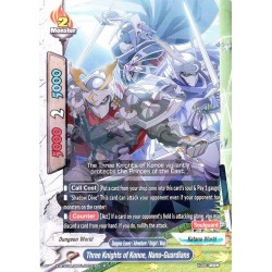BFE X-BT03A-UB01/0031EN R Three Knights of Konoe, Nano-Guardians