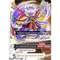 "BFE X-BT03A-UB01/0041EN C Demon Lord, Gagnar ""Second Form: Iron Hand"""