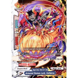 BFE X-BT03A-UB01/0048EN C Armored Demon Lord, Cerberus
