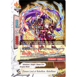 BFE X-BT03A-UB01/0050EN C Demon Lord of Rebellion, Rebellious