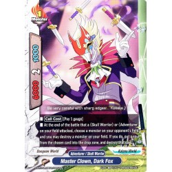 BFE X-BT03A-UB01/0052EN C Master Clown, Dark Fox