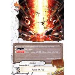 BFE X-BT03A-UB01/0066EN C Pillar of Fire