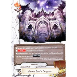 BFE X-BT03A-UB01/0070EN C Demon Lord's Dungeon
