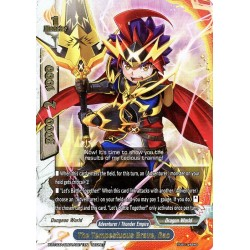 BFE X-BT03A-UB01/0071EN Secret The Tempestuous Brave, Gao