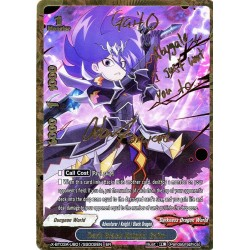 BFE X-BT03A-UB01/SS002EN ER Dark Black Knight, Gaito