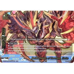 BFE X-BT03A-UB02/0006EN RRR Battle Demon of Revenge, Zetta