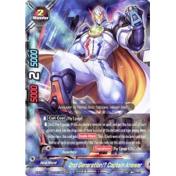 BFE X-BT03A-UB02/0013EN RR 2nd Generation!? Captain Answer