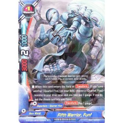BFE X-BT03A-UB02/0026EN R Fifth Warrior, Funf