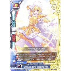 BFE X-BT03A-UB02/0031EN R Uniform Hero, Valkyrie Frill