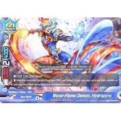 BFE X-BT03A-UB02/0040EN R Water-Flame Demon, Hydropyro