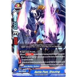 BFE X-BT03A-UB02/0041EN C Battle Poet, Shouting
