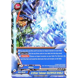 BFE X-BT03A-UB02/0066EN C Artificial Talisman: Sacrifice Shield